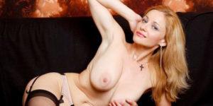 Hausfrau im Erotikchat: Lady Vanda