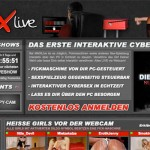 Fickmaschinen Live steuern bei MMX Live
