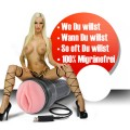"""Neues Cam Chat Feature """"Muschi Control"""""""